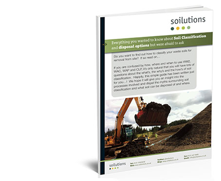 Guide to soil classification and disposal options