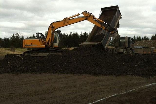 Soil disposal