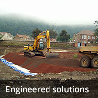 Soil remediation - Engineered solutions