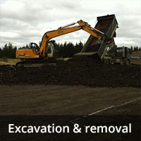 Soil remediation - Excavation and removal