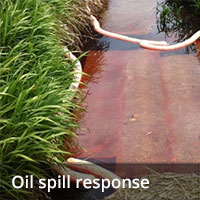 Oil spill response services