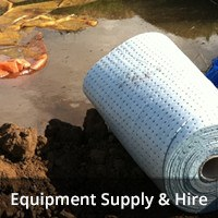 Oil Spill Equipment Supply & Hire