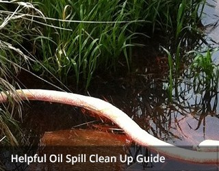 Oil Spill Clean Up Guide