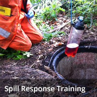 Spill Response Training
