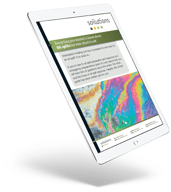 Oil Spill eBook