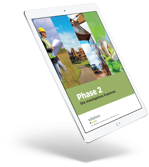 Phase 2 Site Investigations eBook